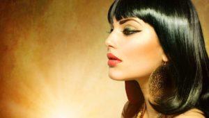 макияж как у царицы Клеопатры